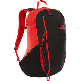 The North Face Kuhtai Evo 28 Zaino rosso/nero